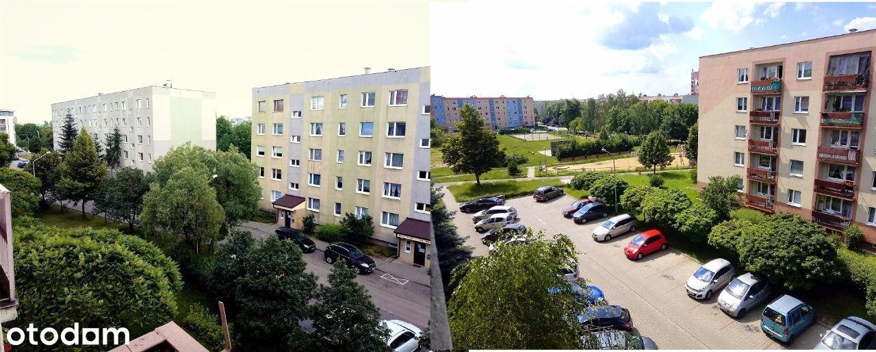 Mieszkanie 61 m2, 3 pokoje, po remoncie, WC i łaz