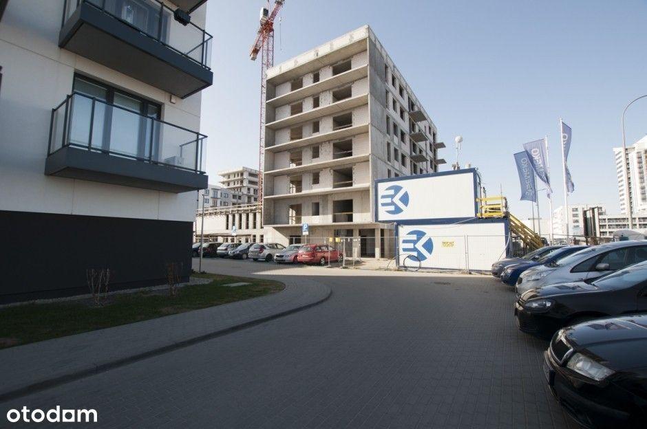 Przestronne słoneczne mieszkanie - odbiór 2022