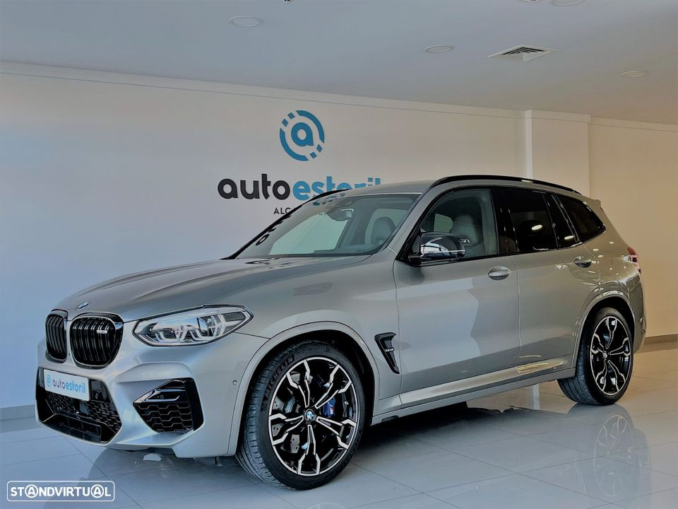 BMW X3 M Competition (G01) - 1