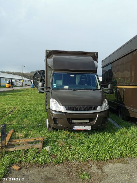 Iveco IVECO DAILY 65C14G CNG  Iveco Kontener Pocztowy do 6 Ton. - 4