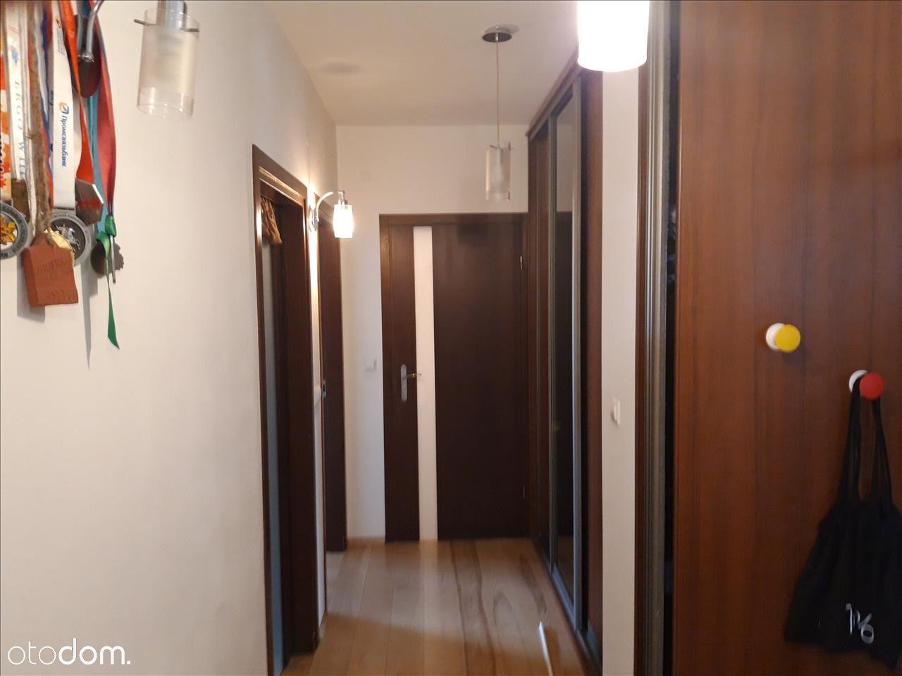 Przestronny apartament na Woli