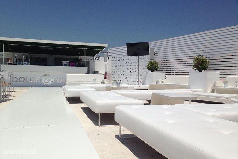 Armazem EXCLUSIVO 4 Pisos com Discoteca+Restaurante+Rooftop+Armazem