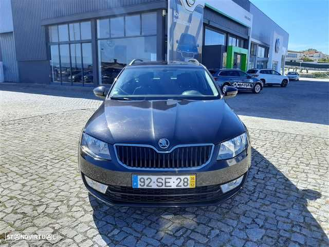 Skoda Octavia Break 1.6 TDi Greenline - 2
