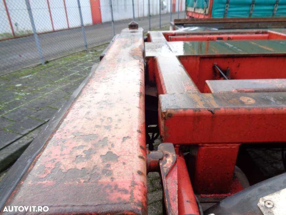 Broshuis 3UCC-39 + 3 axle + 2X EXTENDABLE 40FT HC - 4