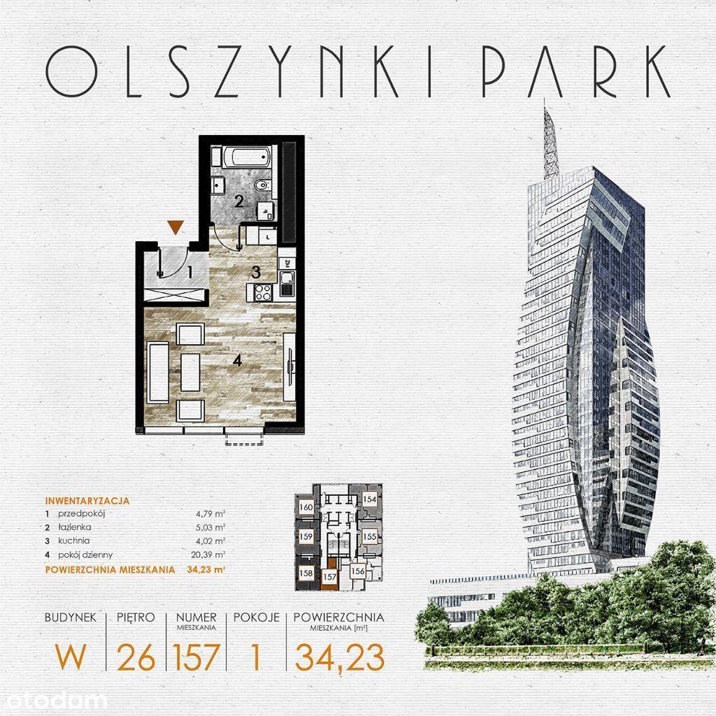 Olszynki Park - Apartament W157