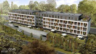 Mieszkanie z loggią Apartamenty Parkowa A19