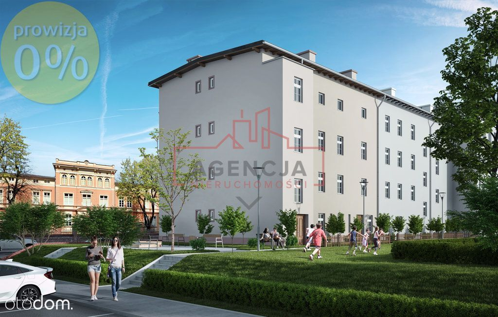 Mieszkania w centrum w zrewitalizowanej kamienicy!