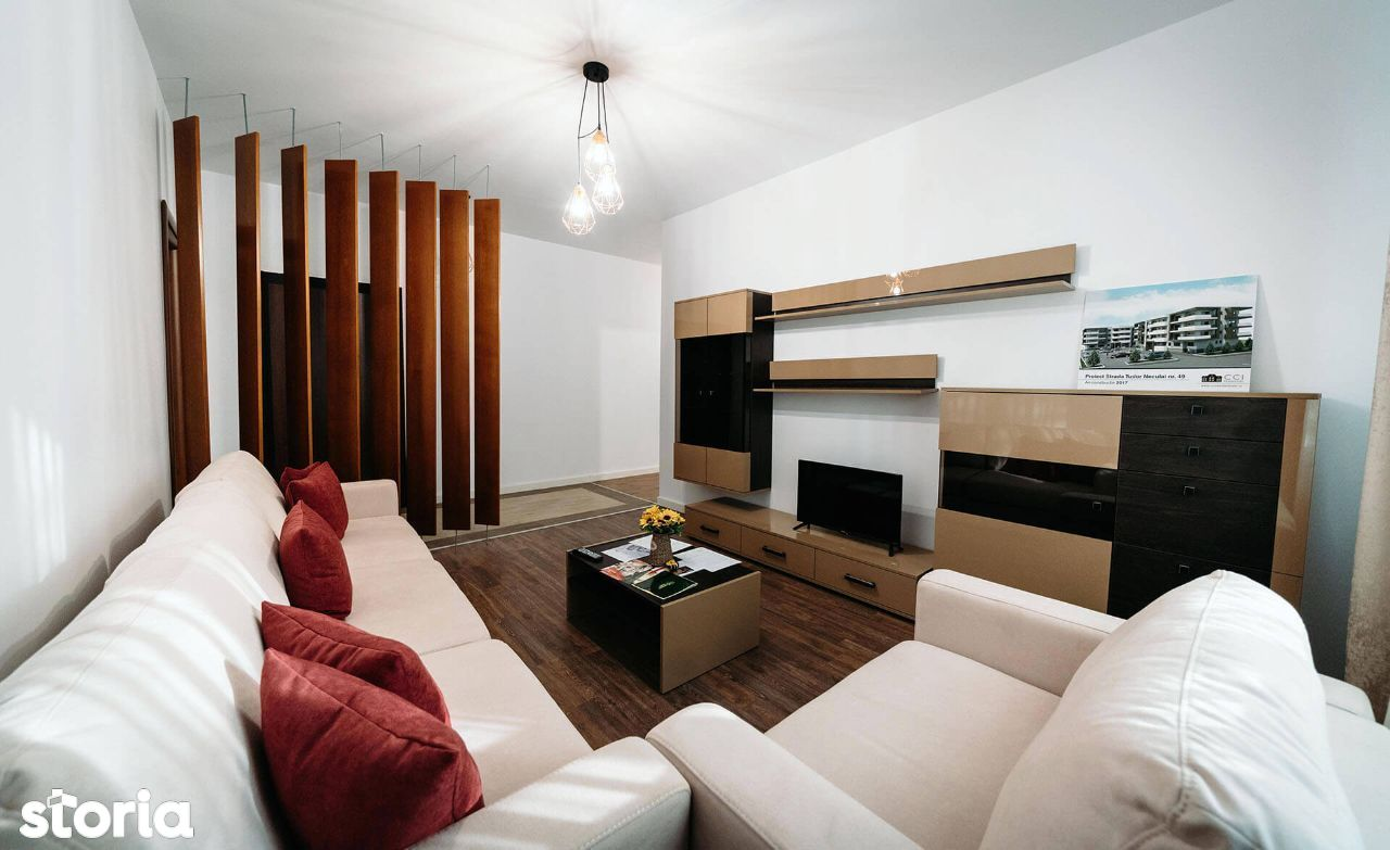 Apartament 2 cam • 50 mp • Tatarasi •Evergreen • Direct la DEZVOLTATOR