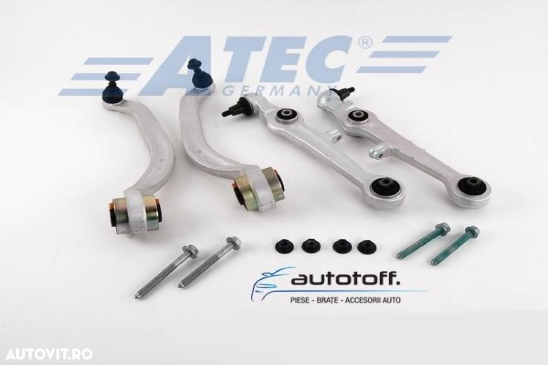 Kit 12 brate Audi A4 B6 B7 8E, A6 4B C5, VW Passat 3BG B5 HD-VERSION - 3