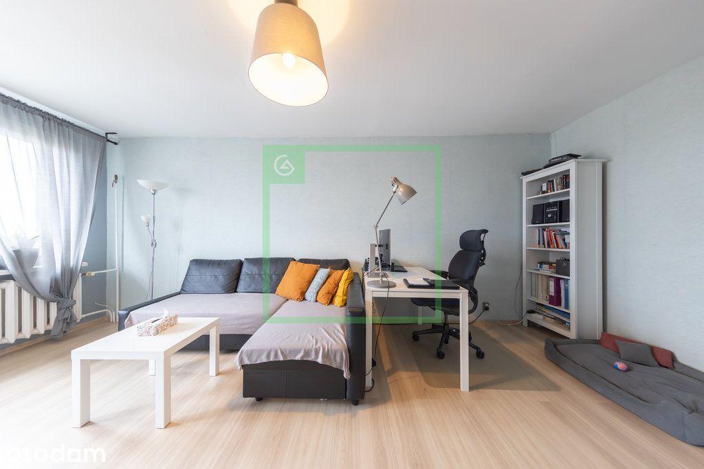 2 pok -przytulne mieszkanie, balkon, pełen rozkład