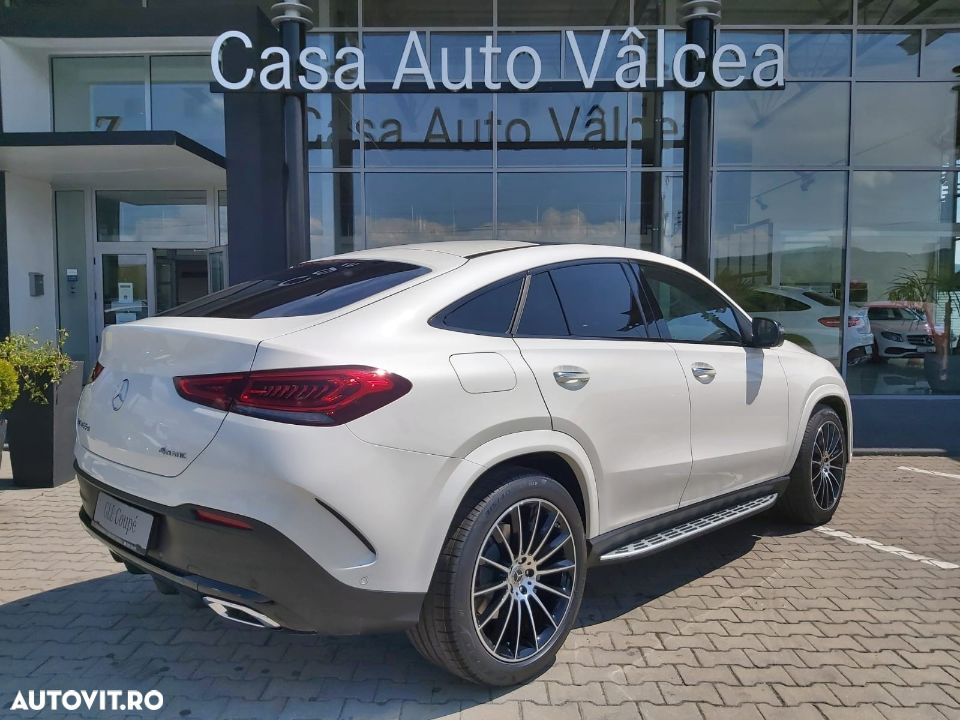 Mercedes-Benz GLE Coupe GLE400 - 15