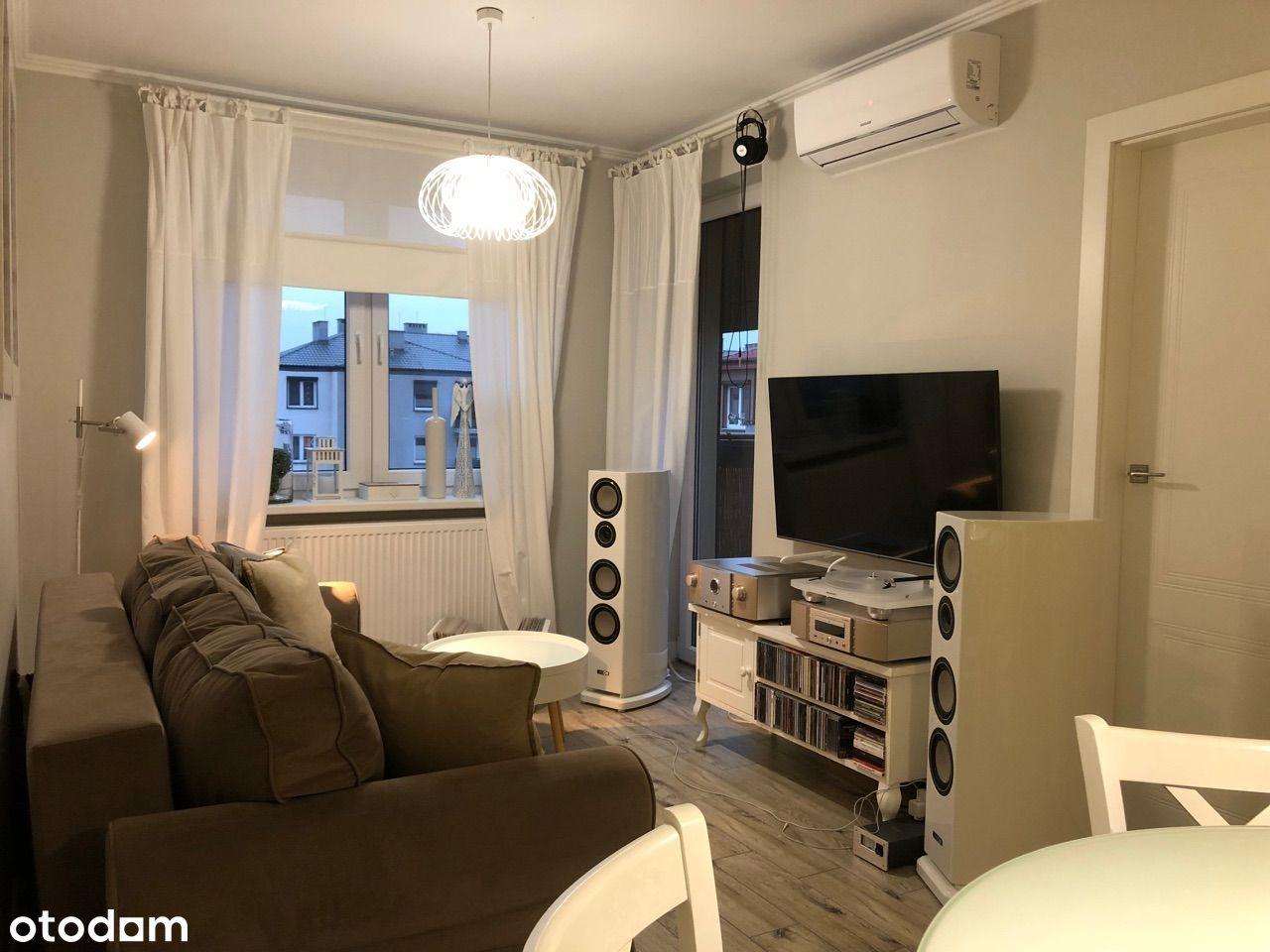 Komfortowe mieszkanie 3 pokoje 50m2 OS. BAJKOWE