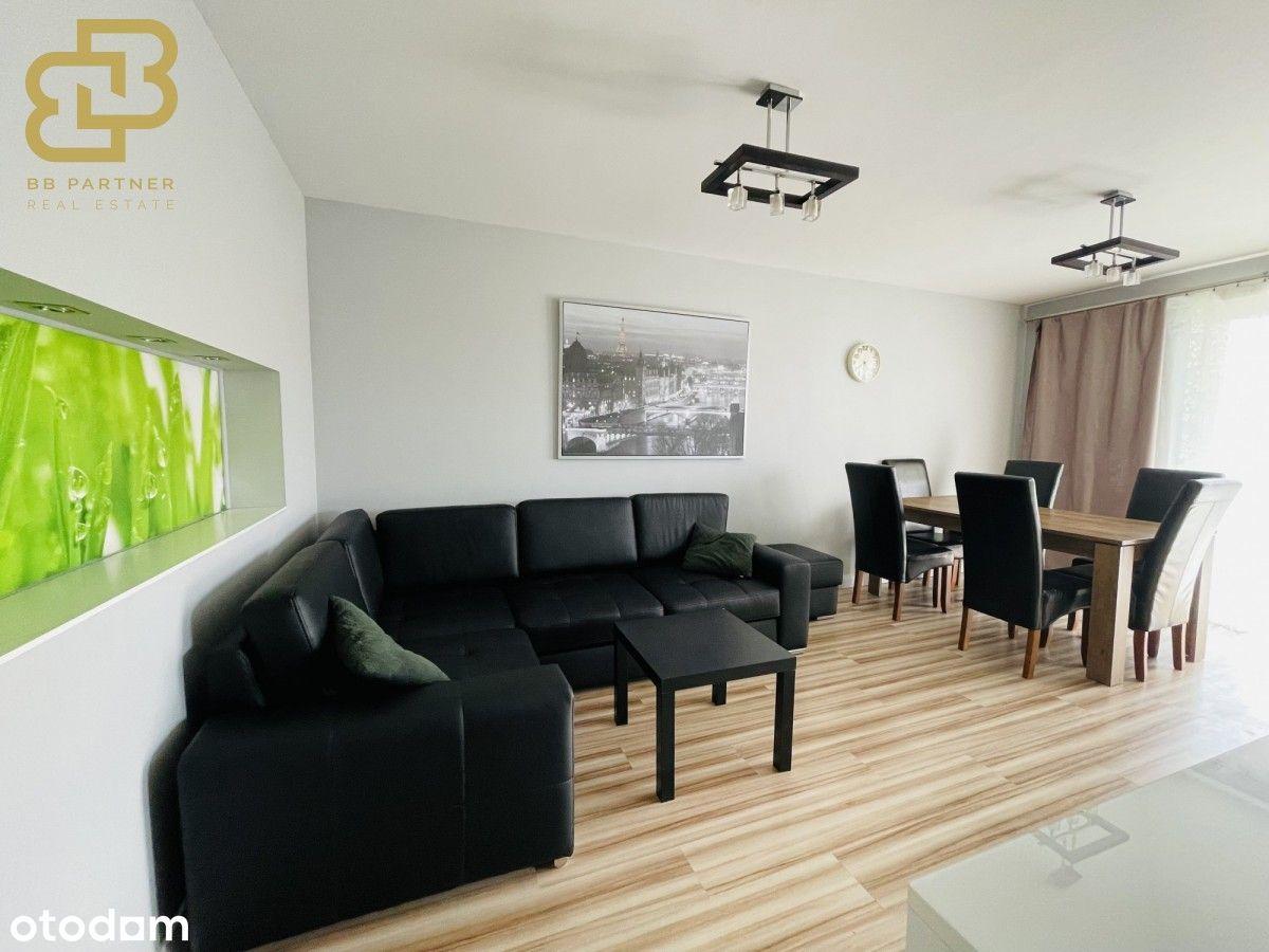 Przestronne mieszkanie w dobrej lokalizacji