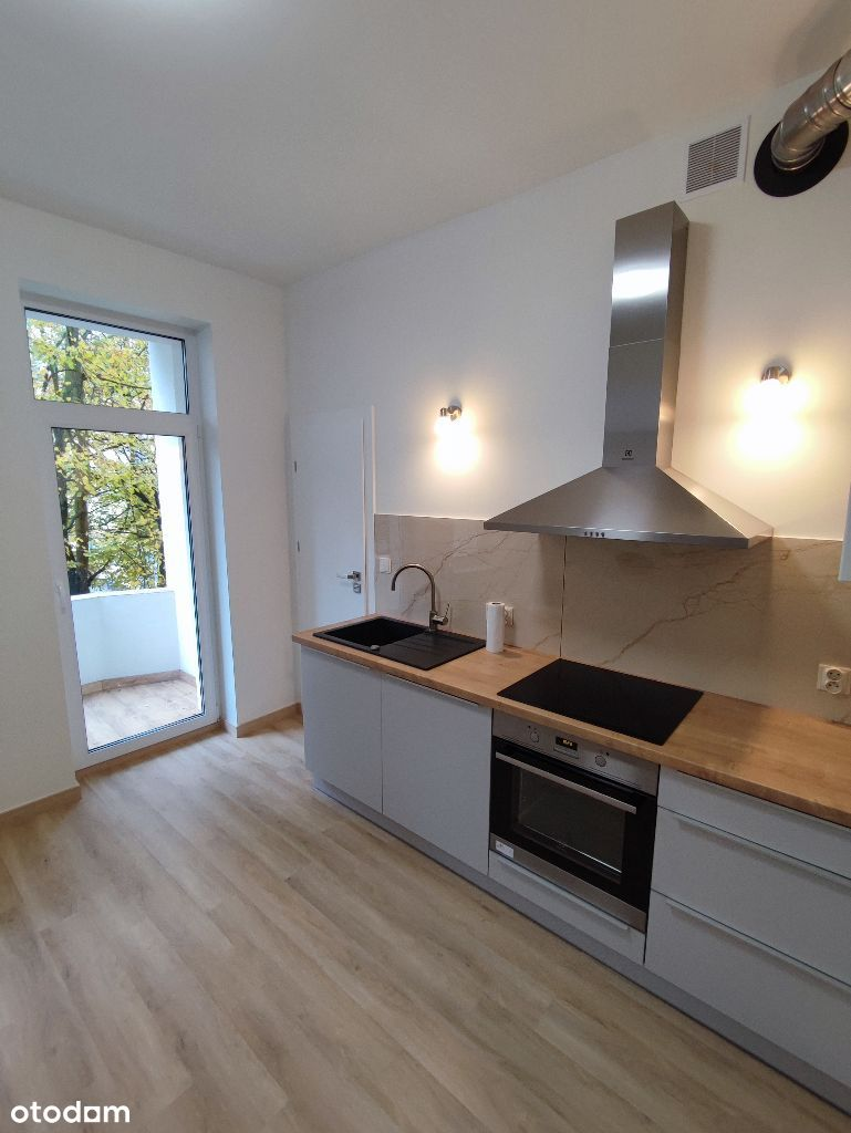 Mieszkanie, 83 m², Szczecin