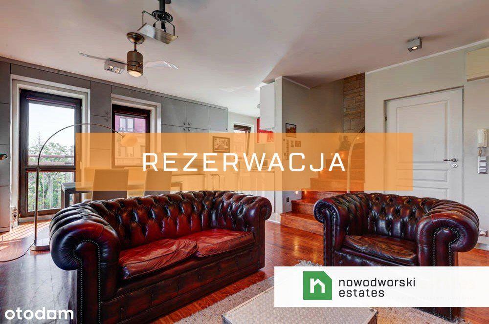 3pok, II poziomowe mieszkanie ul. Radzikowskiego