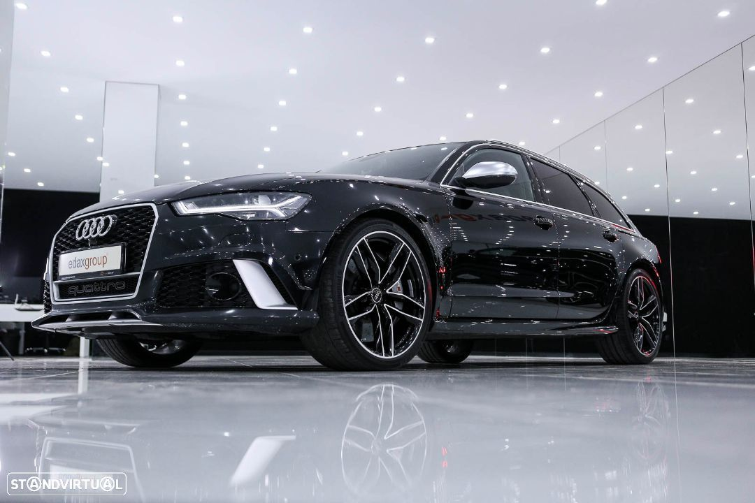 Audi RS6 A 4.0 TFSi Plus quattro Tiptronic - 14