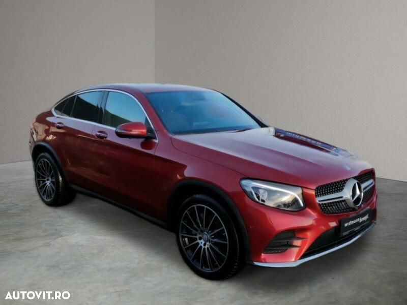 Mercedes-Benz GLC Coupe 250 - 3
