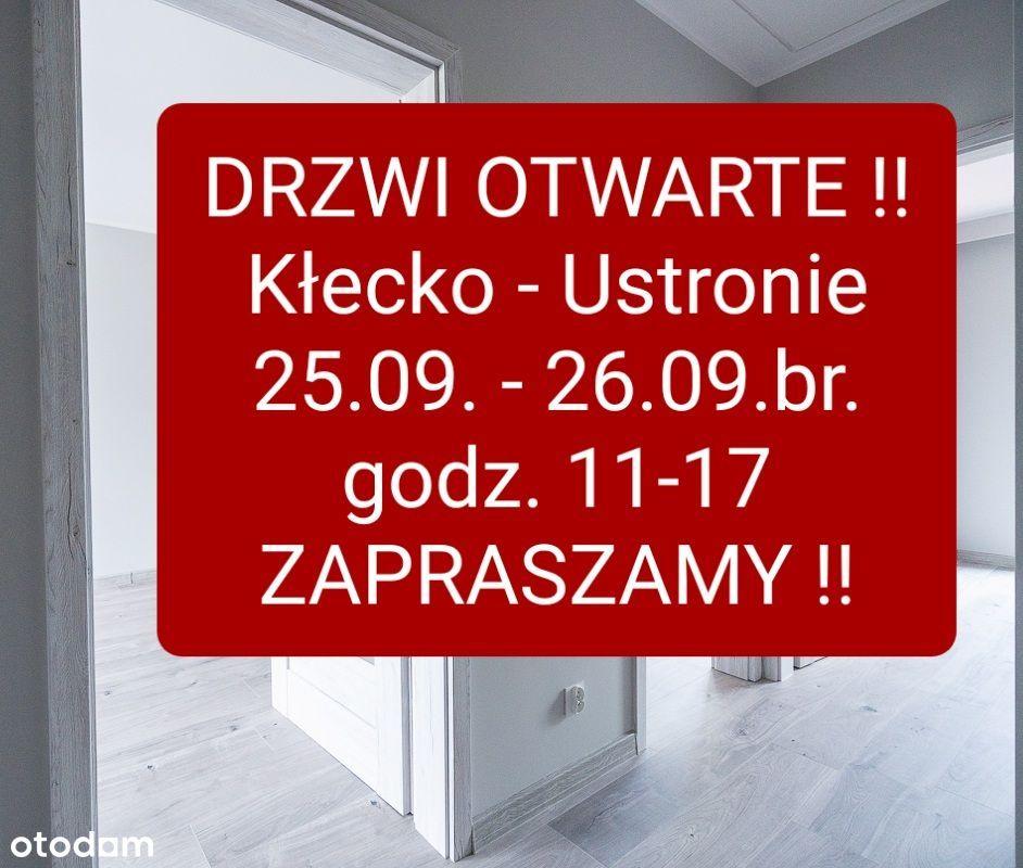 NOWE DOMY KŁECKO - POWIERZCHNIA 118,79 M2