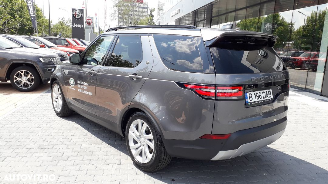 Land Rover Discovery 2.0 - 4