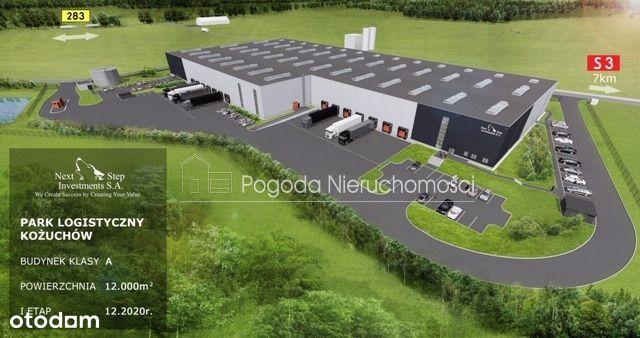 Park Przemysłowy*hala*magazyn*logistyka*przemysł