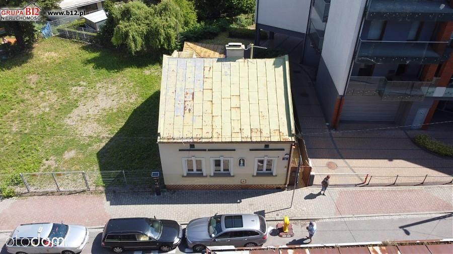 Dom w starej część Dębnik - możliwość rozbudowy