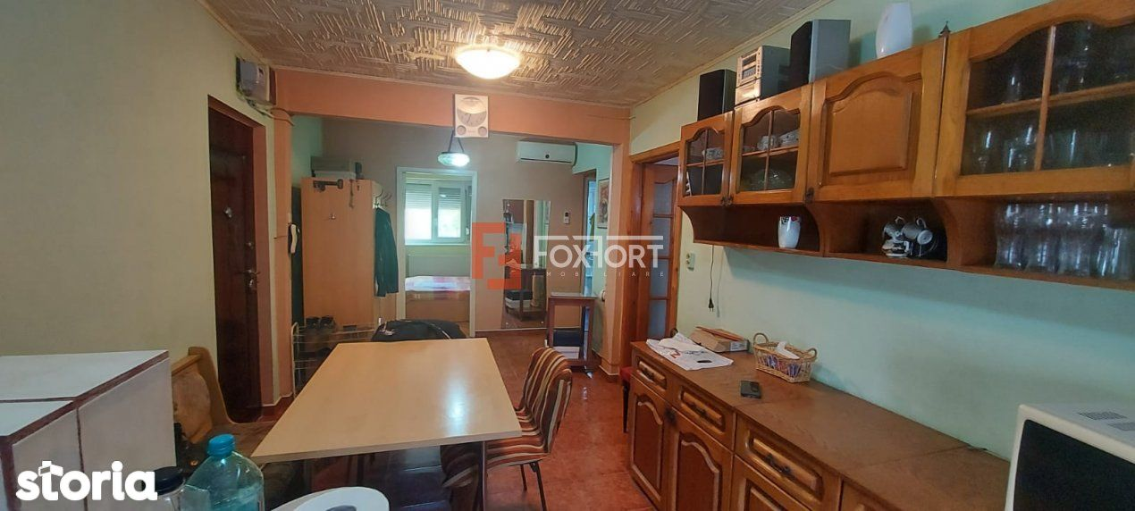 Apartament 3 camere, zona Dambovita - V1797