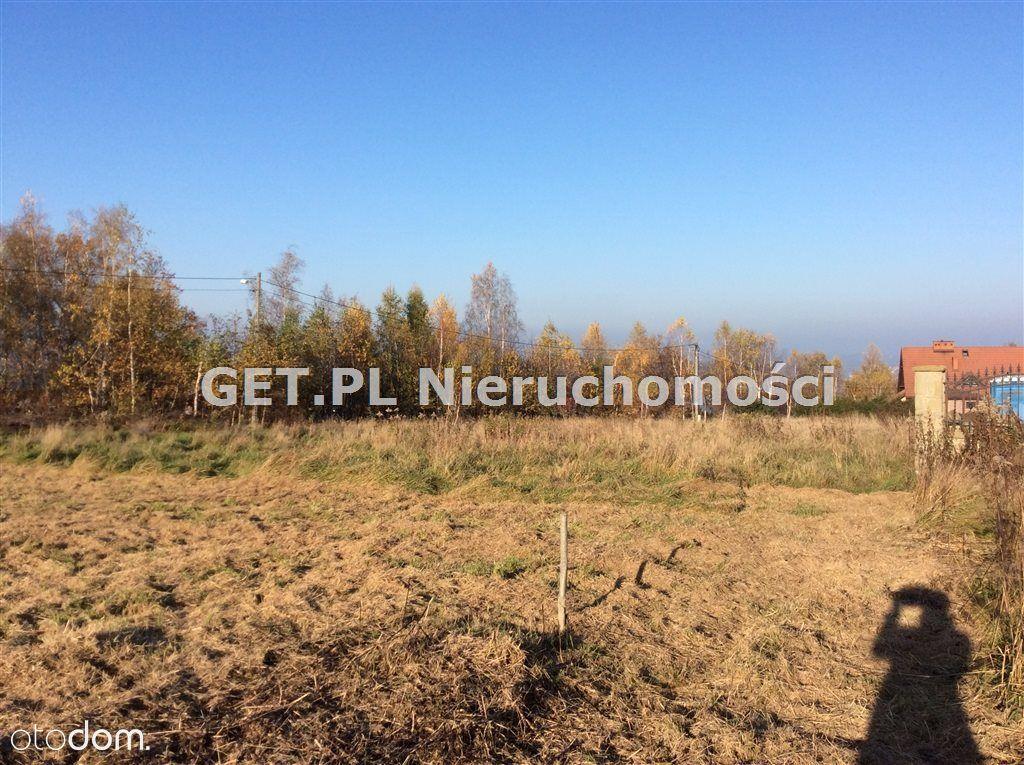 Działka z widokiem na zalew Dobczyce