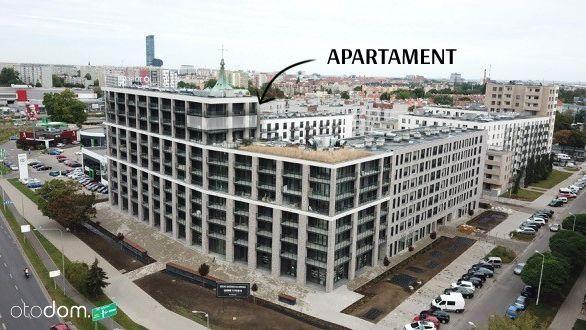 Nowy apartament TOSCOM, widok, taras, garaż, klima