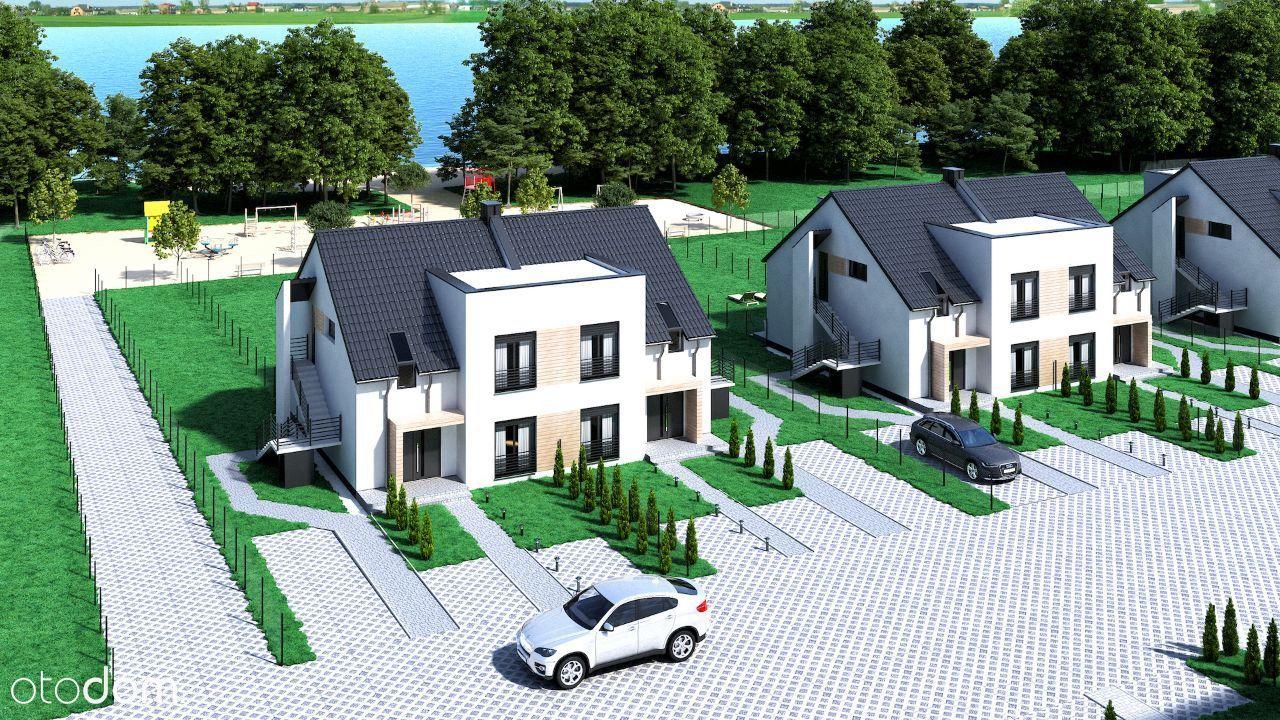 3 pok. o pow. 69,59 m2 z ogrodem, nowa lokalizacja
