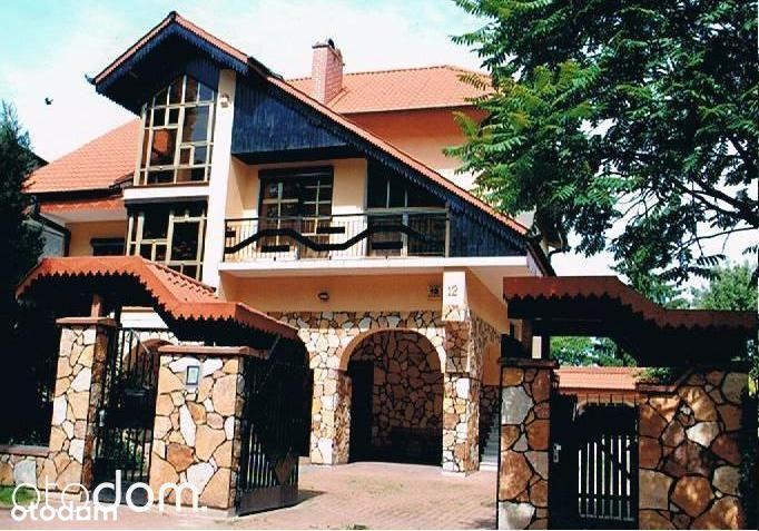 Dom pod działalność usługową