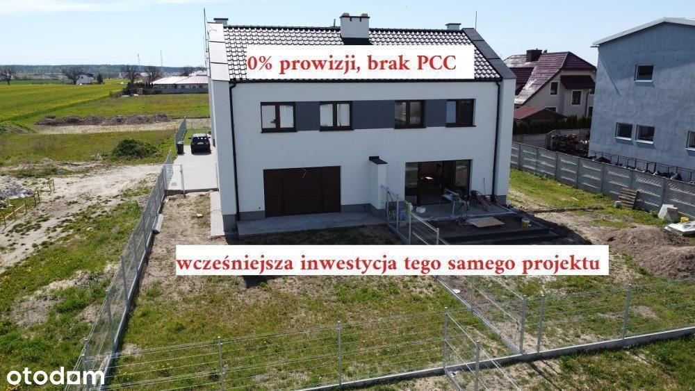Dom, 90 m², Luboń
