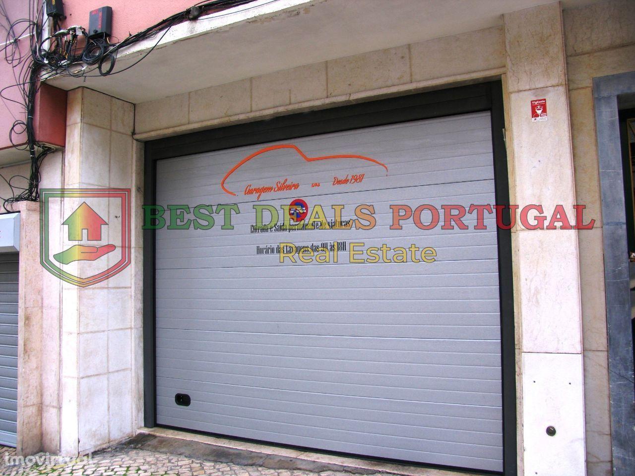 Garagem/Armazem Ampla nas Avenidas Novas - Lisboa