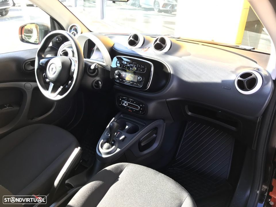 Smart ForTwo Electric Drive Passion - 17