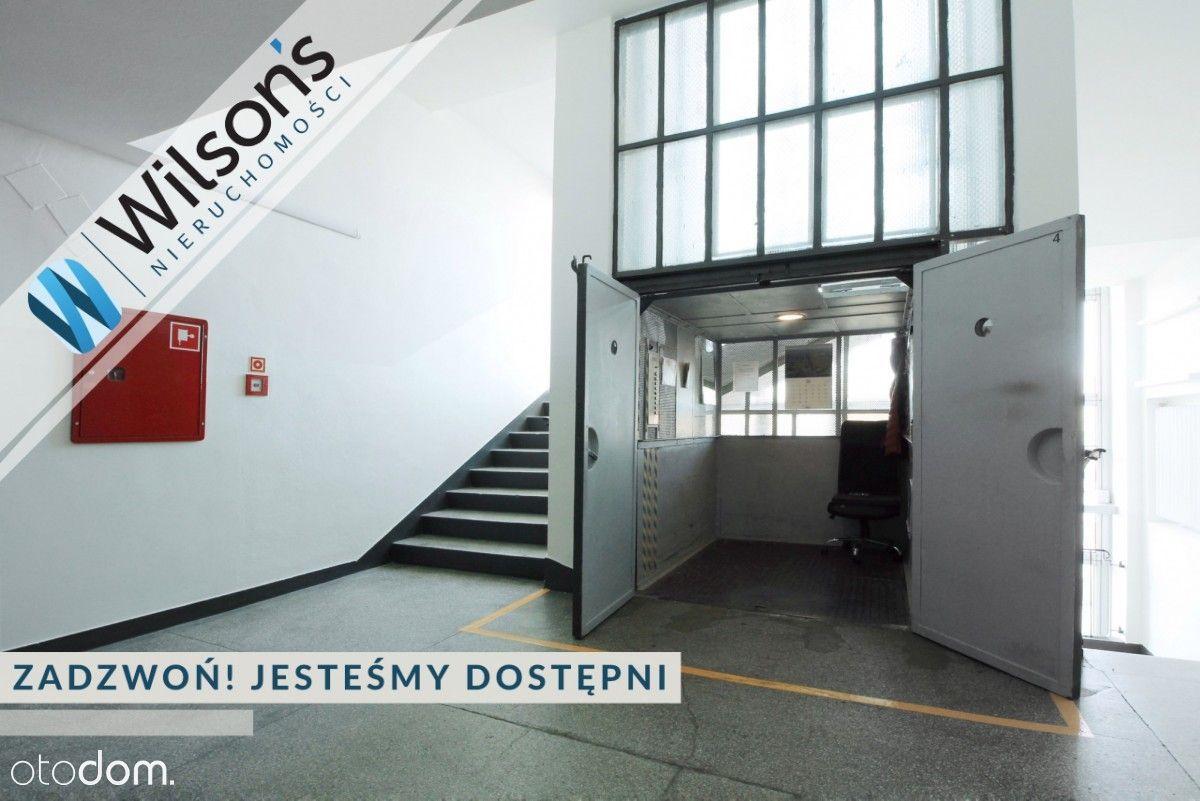 Loft Biuro w industrialnym stylu, wysokość 3,8 m!
