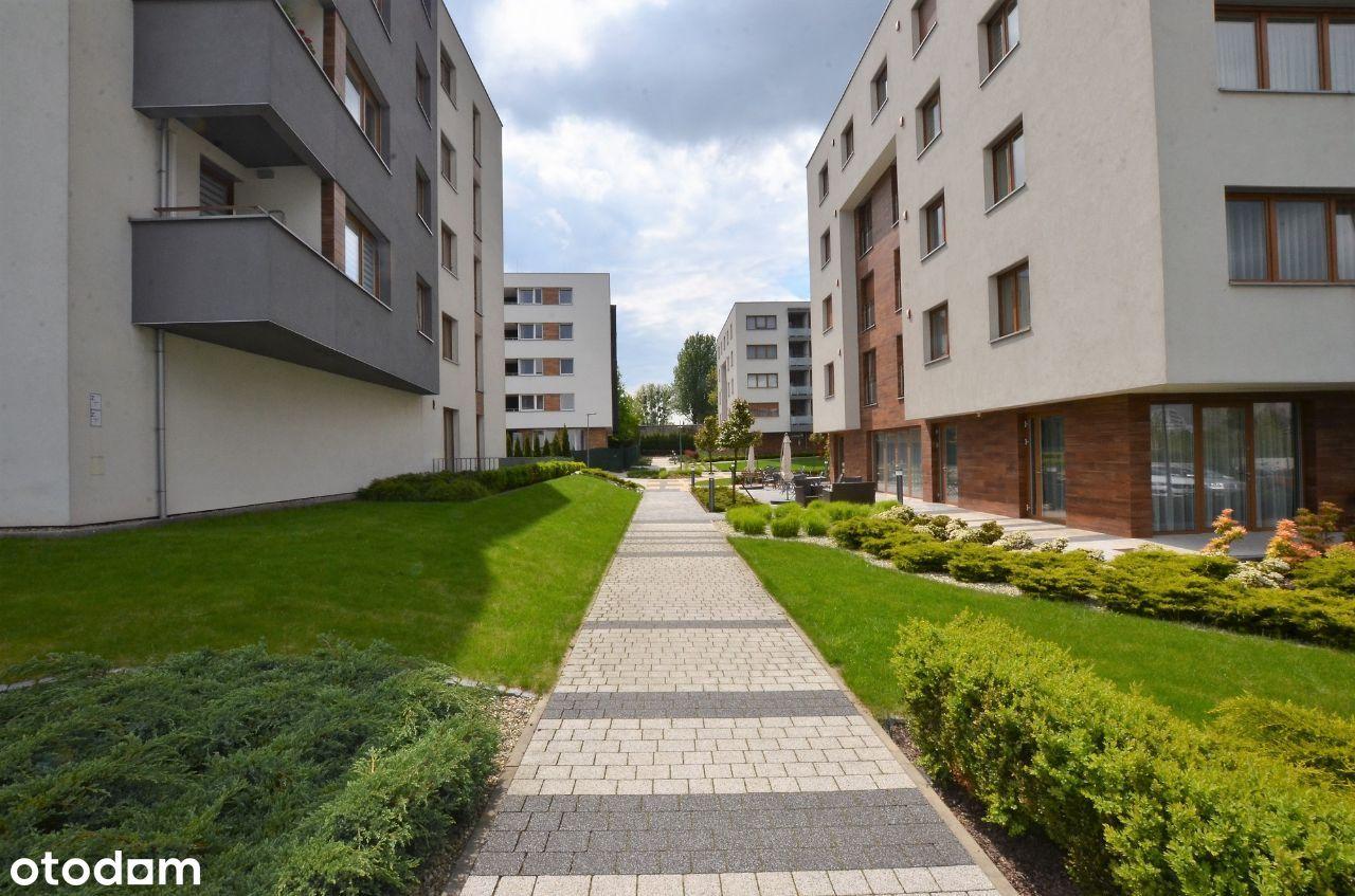 Mieszkanie z dużym balkonem. Bażantowo, 77 m2