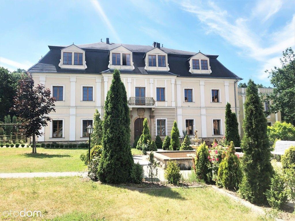 Dwu, trzypokojowe, pałac, ogród