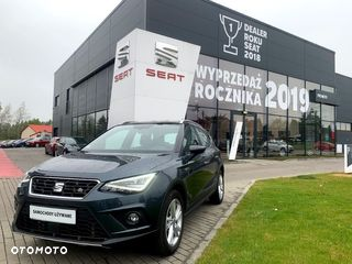 SEAT Arona FR 1.0 TSI 115 KM Manual !