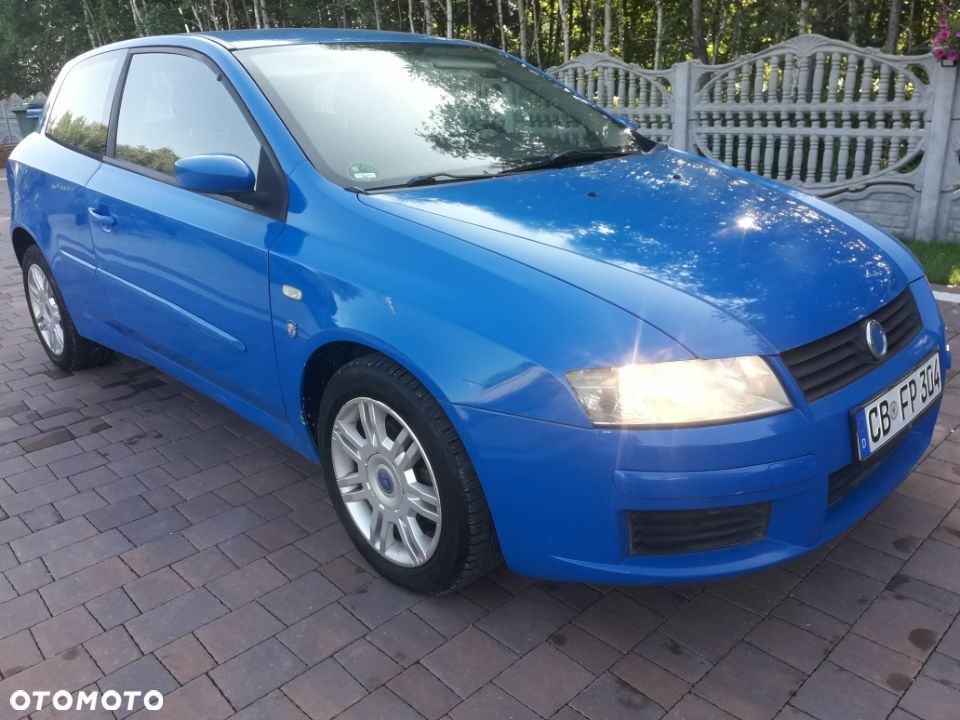 Fiat Stilo 2.4 20V Abarth Gotowy do Rej w PL - 1