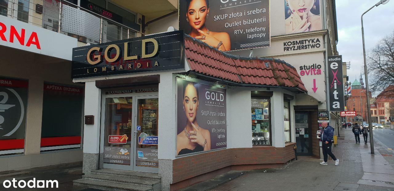 Lokal Użytkowy Najlepsze 47.47m2 w Centrum Słupska