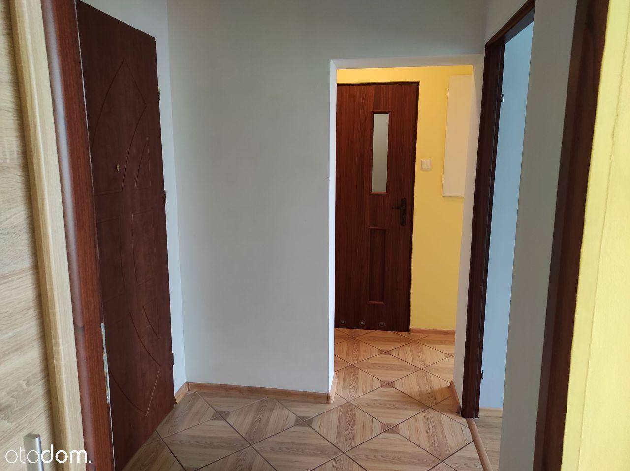 Rezerwacja, Mieszkanie w bloku, 2 pokoje