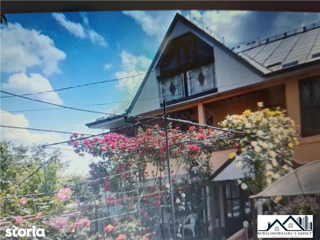 De VANZARE Vila de LUX 6 camere, mobilate, ID-348