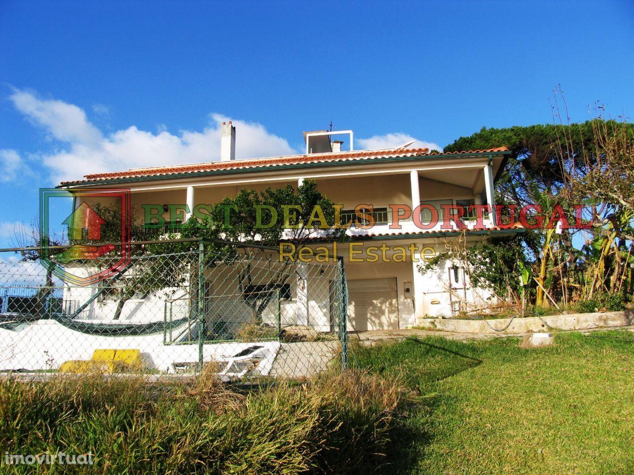 Quinta T5, Piscina, Vista Mar em Buarcos FigFoz