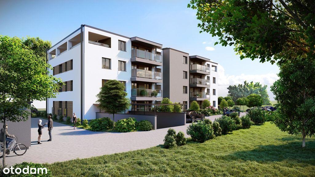 Mieszkanie z dużym 89 m2 ogrodem / 2 pokoje