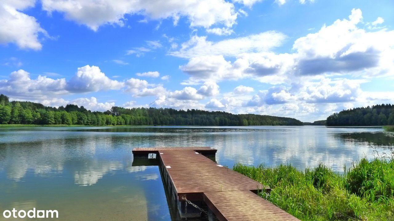 Bakałarzewo - działka budowlana blisko jeziora