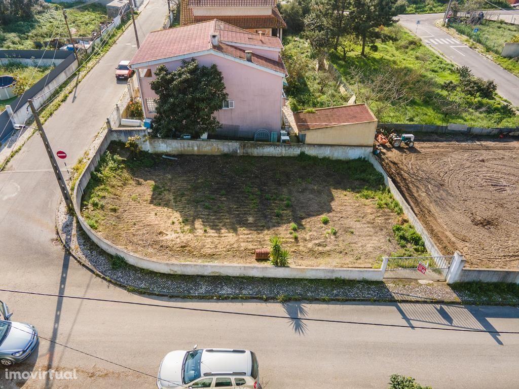 Terreno para construção de Moradia na Sobreda com 318 m2