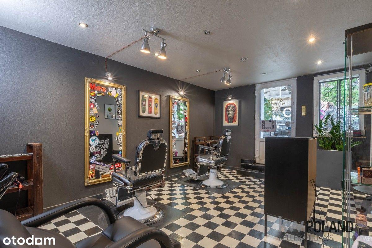Salon Barber na poznańskich Jeżycach - odstępne