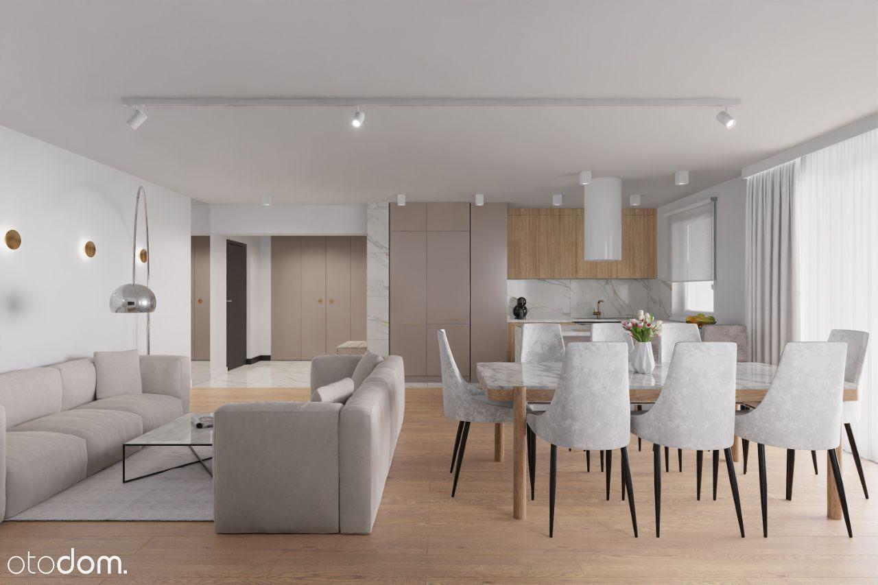 Lux apartament penthouse Parkowe Wzgórze Bocianek