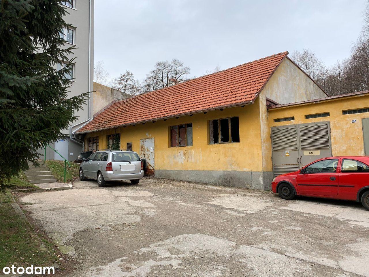 Atrakcyjna lokalizacja w centrum Świeradowa.