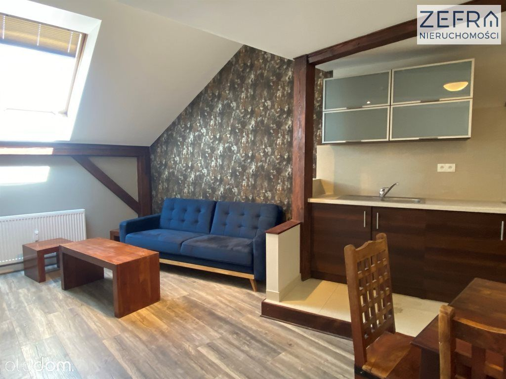 Wysoki standard 55 m2 - klimatyzacja - Kazimierz