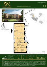 Wikana Residence - Mieszkanie nr B1.11